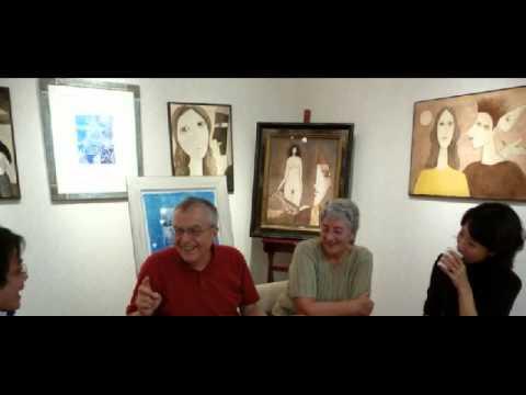 Conmémoration: Simone et Henri Jean (1966-2009)
