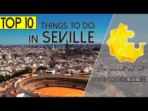 TOP10 things to do in Seville in 24 hours