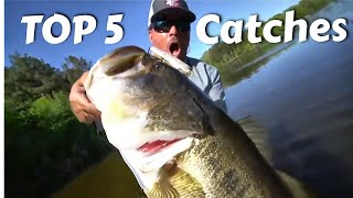 TOP 5 Catches - Fish of a Lifetime, Records Broken and Tears