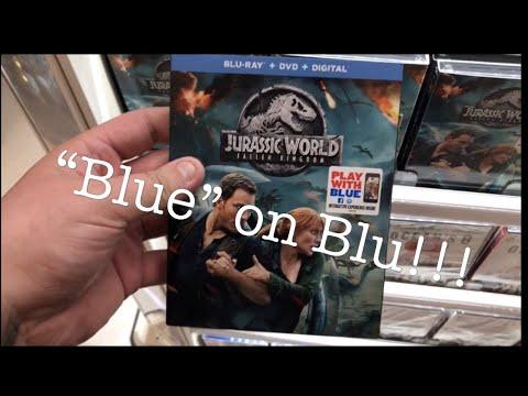 """Blu Ray/DVD shopping 09/18/18 (""""Blue"""" on Blu!!!)"""