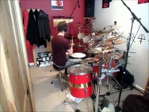 Rush - Headlong Flight Drum Cover