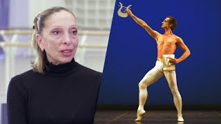 ENB 70: Nanette Glushak on Balanchine's Apollo and Who Cares?