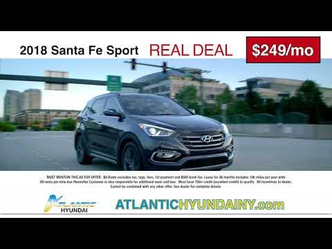 Atlantic Hyundai  - #ThatsARealDeal