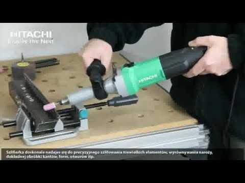 Електрически прав шлайф HITACHI GP3V #0ZlcYU5X7d4