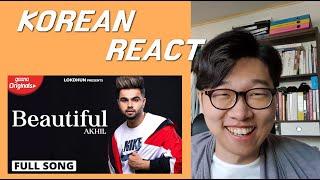 KOREAN REACT ON Beautiful AKHIL BOB Sara Gurpal Latest Punjabi Song 2019 Lokdhun