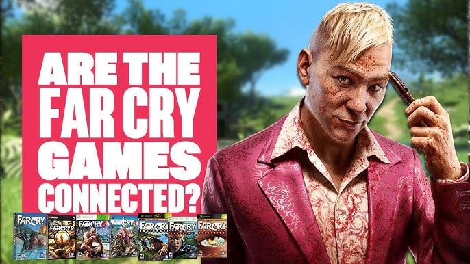 Is Far Cry 6 Connected To Far Cry 3 The Diego Vaas Theory Explored Youtube