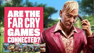 Are The Far Cry Games Connected?