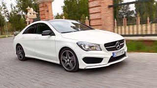 Mercedes Benz CLA 220 CDI Test Drive - Prueba HD