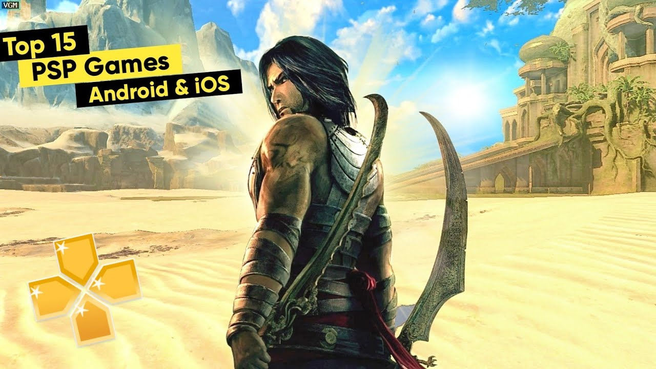Download Top 15 Best Graphics PPSSPP Games for Android #2 | Top 10 PSP Games for Android 2020