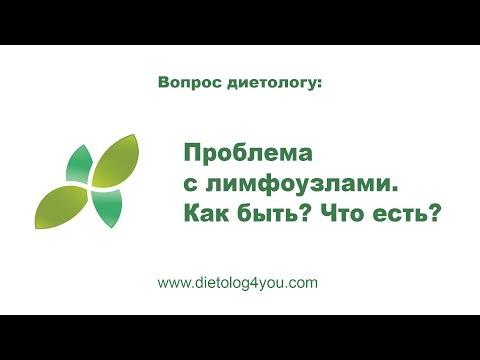 Лимфоузлы воспаление и увеличение лимфоузлов