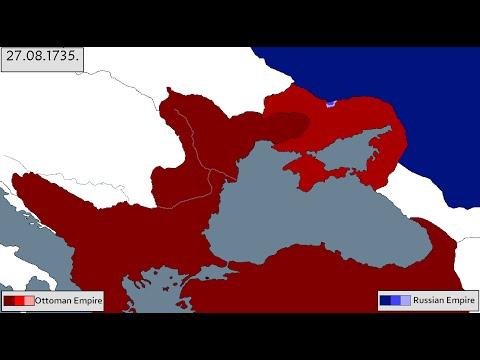 Austro - Russian -Turkish War [1735–39]