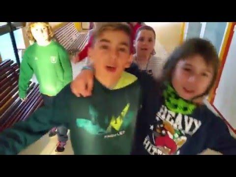 Shake Up Christmas  - Train (School Cover)