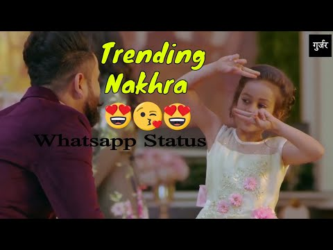 Trending Nakhra (Whatsapp status)|| Amrit Maan ft. Ginni Kapoor|| Latest Punjabi song 2018