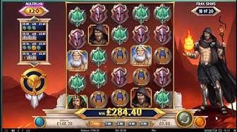 Play 'n Go - Rise Of Olympus - Mega Wins