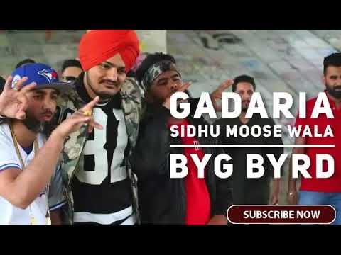Gadariya (Full Song)-Sidhu Moose wala    Byg bird   New Song 2017   Punjabi Crew Records