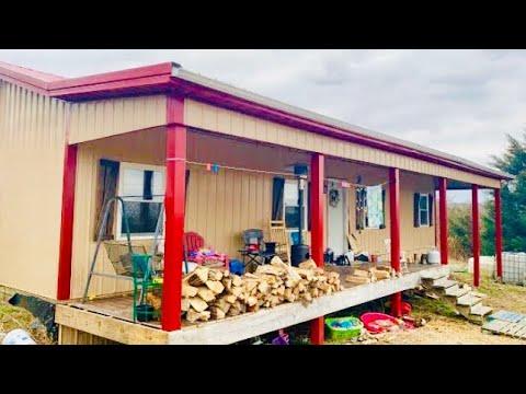 House Tour | DIY Pole Barn