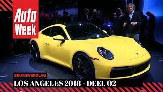 Beursverslag LA Autoshow 2018 - Deel 2