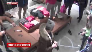 В Москве у приезжего изъяли килограмм героина