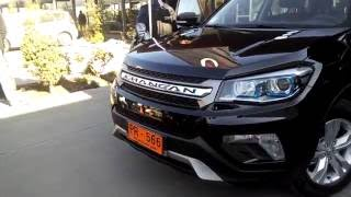 Lanzamiento CHANGAN CS75 2017 en Chile