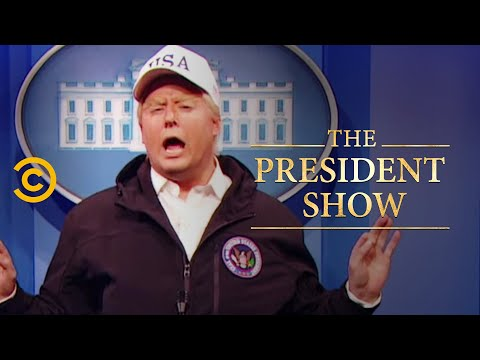 Disaster Relief - The President Show
