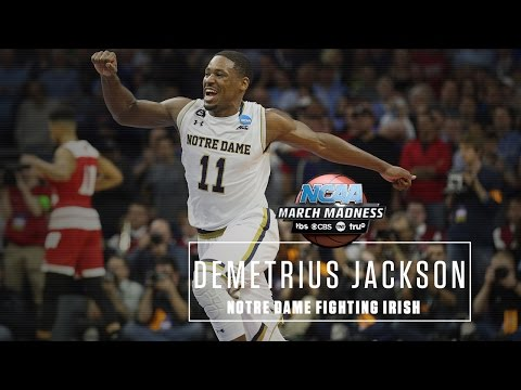 2016 NCAA Tournament Highlights: Notre Dame