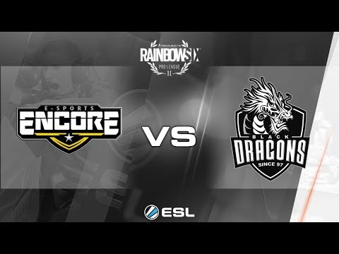 Rainbow Six Pro League - Season 3 - LATAM - Encore e-Sport vs. Black Dragons - Week 5
