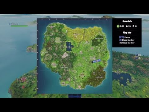 HOW TO LAND BETWEEN THREE BOATS IN FORTNITE