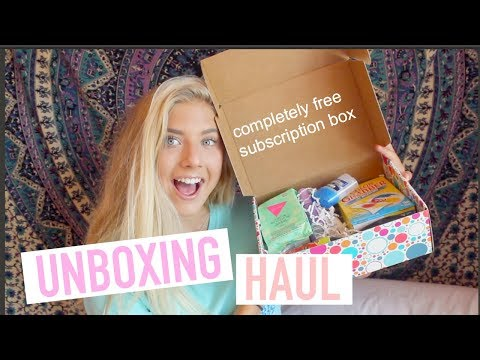 PINCH ME UNBOXING│Get Free Stuff!!!
