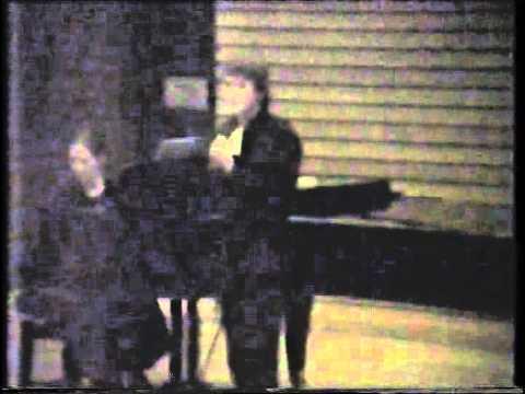 1982: Semi Finalist. Semi-Finals, Marianne Mathy Scholarship, NSW State Conservatorium of Music (10)