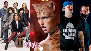 ¿STRANGER THINGS 4? | TAYLOR SWIFT en CATS | BAD BUNNY y RESIDENTE cantan por PUERTO RICO Video