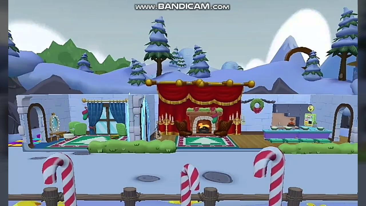 Club Penguin Island: Christmas Igloo