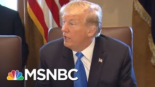 Donald Trump Will Blame Democrats If The Government Shuts Down | The 11th Hour | MSNBC