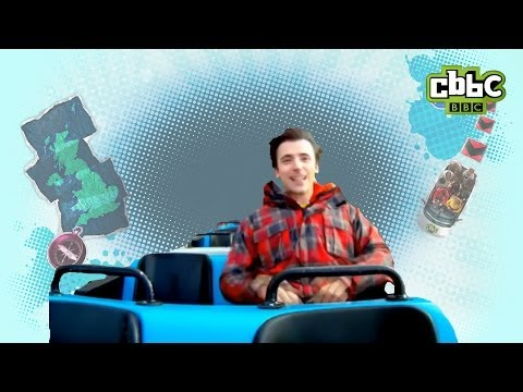 CBBC: All Over the Place - 'Rollercoasters' song