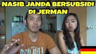 NASIB JANDA PENGANGGURAN 2 ANAK DI JERMAN _ video WM eps. 109