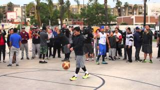 MANNY PACQUIAO PLAYS BASKETBALL TRAINING for Manny Pacquiao vs Floyd Mayweather