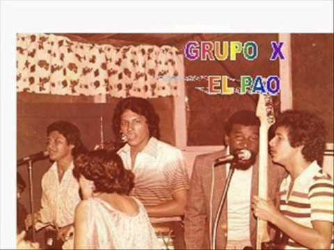 GRUPO X  EL PAO