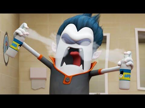 Spookiz | ¡No hagan esto en casa! | Dibujos animados para niños | WildBrain