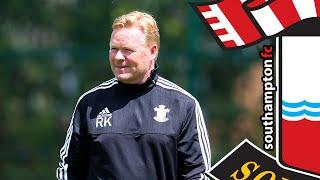 PRESS CONFERENCE: Koeman looks ahead to Austria
