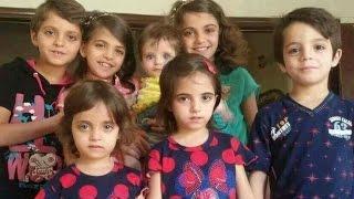 لا نامت أعين الجبناء..روسيا تقتل 7 أطفال أشقاء في إدلب و7 أطفال في درعا