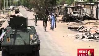 Download Video Nigeria voilence: Military taking fight to Boko Haram MP3 3GP MP4