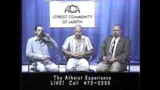 """Lost"" Atheist Experience #27 with Ray Blevins, Joe Zamecki, and Don Rhoades"