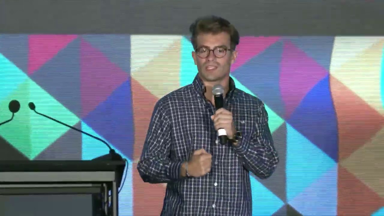 Will Witt at BLEXIT Greenville