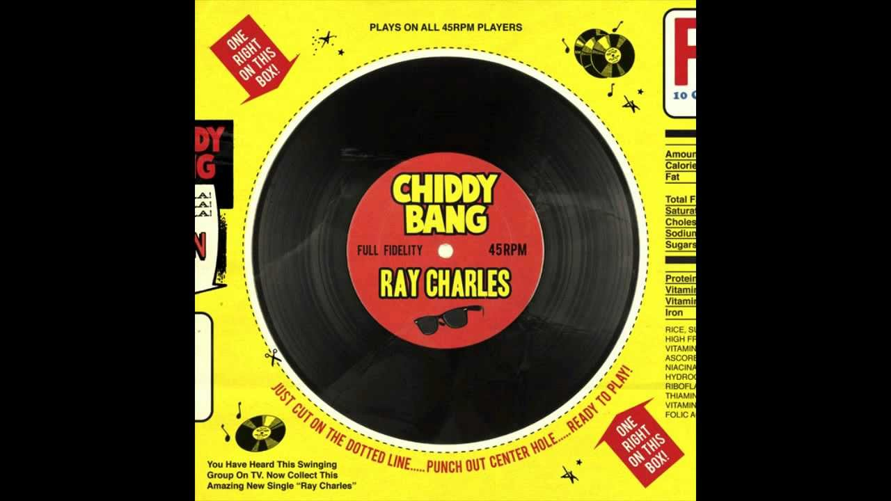 Chiddy bang: ray charles mp3 album | the dj list.