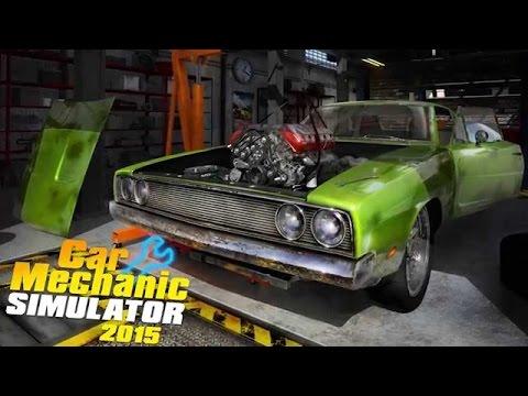 iRaphahell Mecanicul | Car Mechanic Simulator 2015 [1]