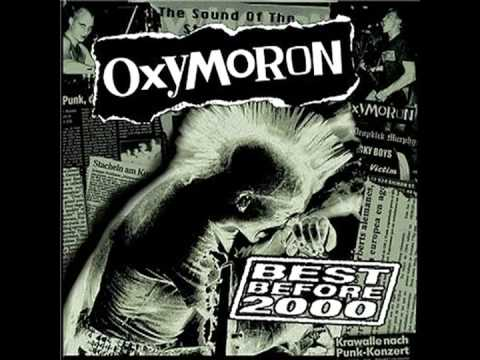 Oxymoron - Crisis Identity