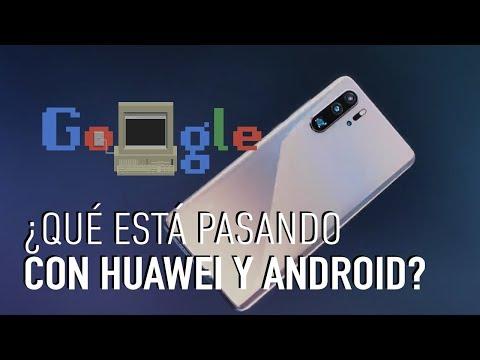 ¿Qué pasará con los teléfonos Huawei que ya tienen Android?