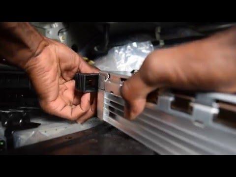 Sound Car Communication Computer-M-ASK & TOP HIFI AMPLIFIER INSTALLED DSC 0633