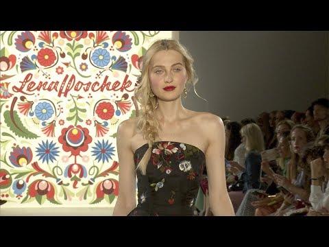 Lena Hoschek   Spring Summer 2018 Full Fashion Show   Exclusive