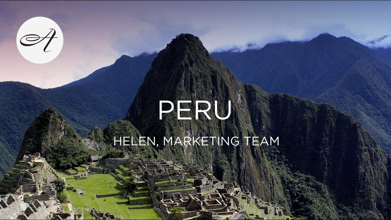 My travels in Peru with Audley Travel