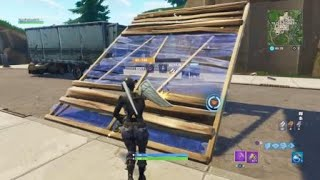 How to destroy any building INSTANTLY/ FORTNITE BUG